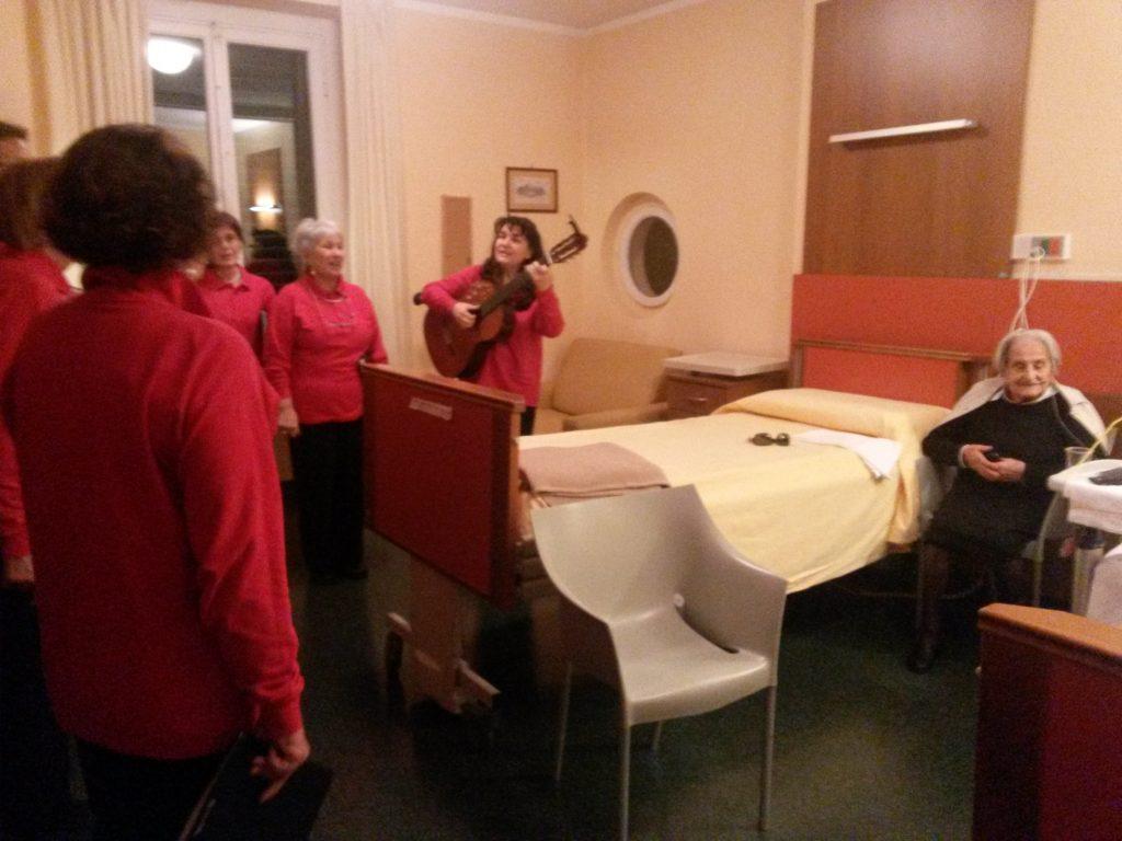 Passaggio musicale in Hospice Ponte a Ema
